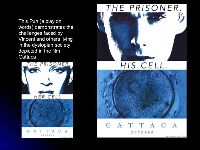 gattaca essays vincent Gattaca essay gattaca is a great science fiction film, and it was quite realistic  an investigation into the death of a gattaca officer complicates vincent's .