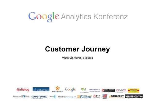 Customer Journey    Viktor Zemann, e-dialog