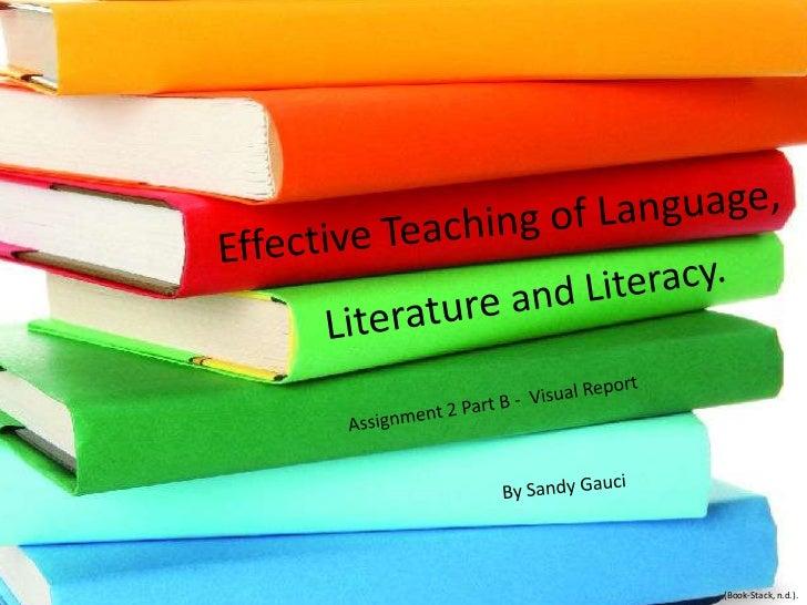 Literacy 335 Assignment 2B