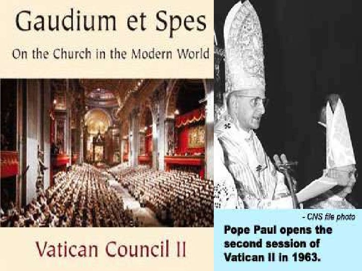 By: Pope Paul VI<br />