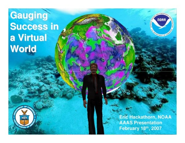 Gauging Success in a Virtual World