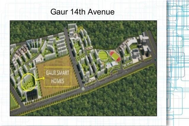 Gaur 14th Avenue Noida Extension Greater Noida
