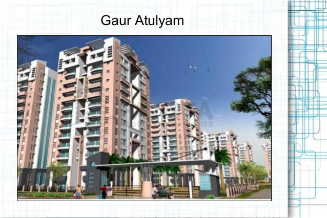 Gaur Atulyam Call @ 09999536147 at Omicron 1, Greater Noida