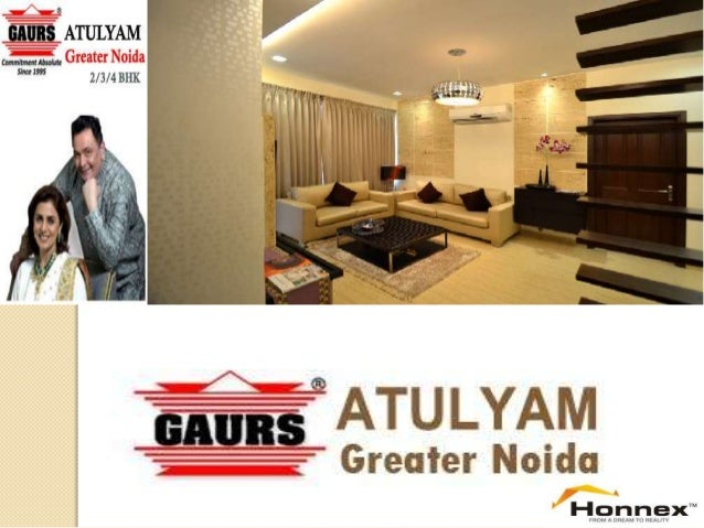 ABOUT Gaursons group presents its new residential project by the name of Gaur Atulyam. This project is located at Omicron ...