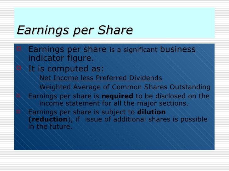 Earnings per share - Net Worth, Bio/Wiki 2018 - Richest ...