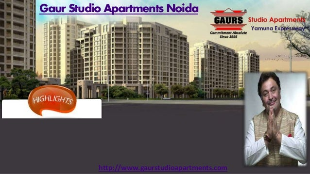 Gaur Studio Apartments Noida http://www.gaurstudioapartments.com