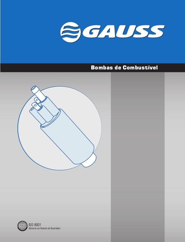 Bombas de Combustível ISO 9001 Sistema de Gestão de Qualidade