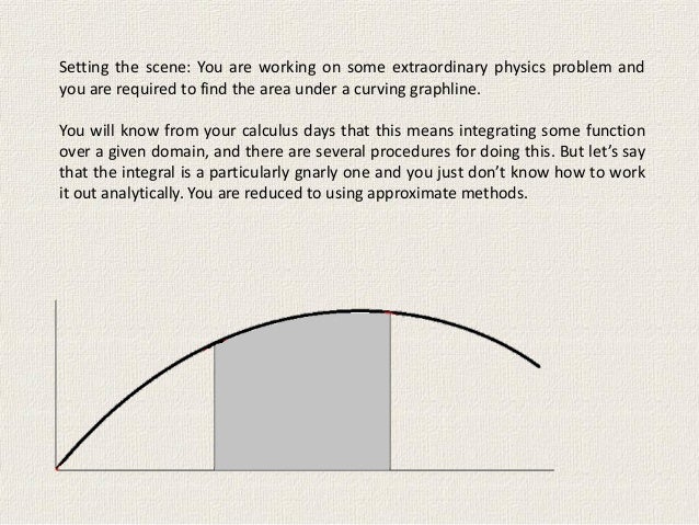 gaussian quadrature method pdf