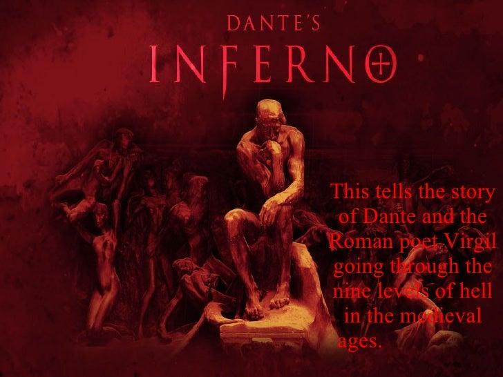 dante inferno levels of hell quiz