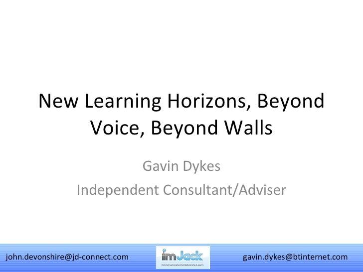 Gavin Dykes