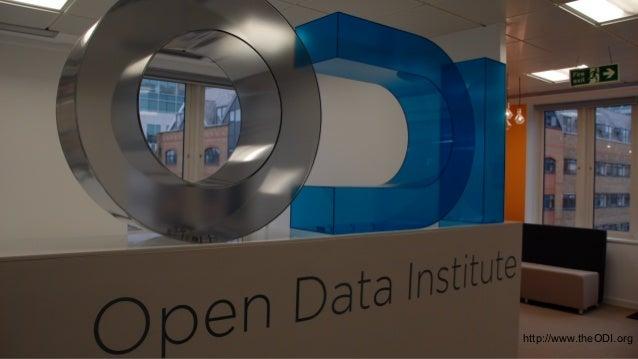 ODI OpenUp 20121112 - Gavin Starks