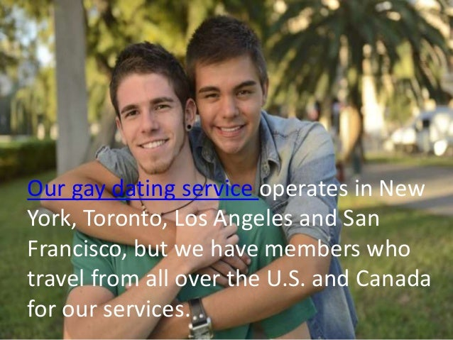 gay matchmaking san francisco Our professional gay matchmaking services works exclusively with gay men & women who are serious & are ready to find a loving, long-term relationship.