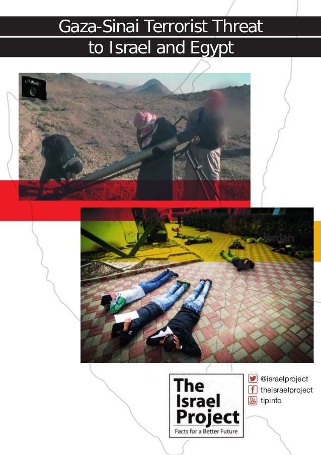 Jordan Eilat @israelproject theisraelproject tipinfo Gaza-Sinai Terrorist Threat to Israel and Egypt