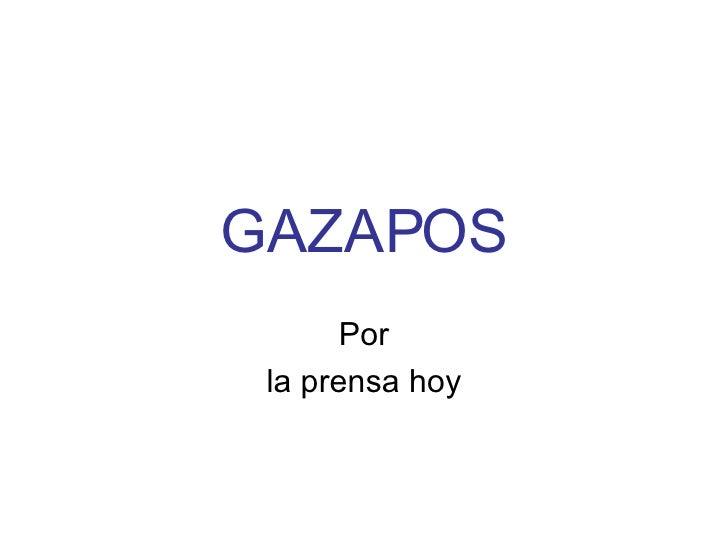 Gazapos De La Prensa Seria