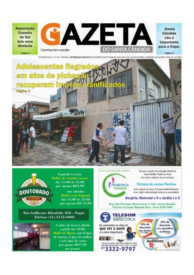 2 Diretor: Adilson da Costa Moreira - Fones 8433-7462 e 3328-0176 Dep. comercial: Sharon Simão Zunino Rua Canadá, 2108 - A...