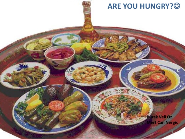 Gaziantep Cuisine of Gaziantep, Popular Food of Gaziantep