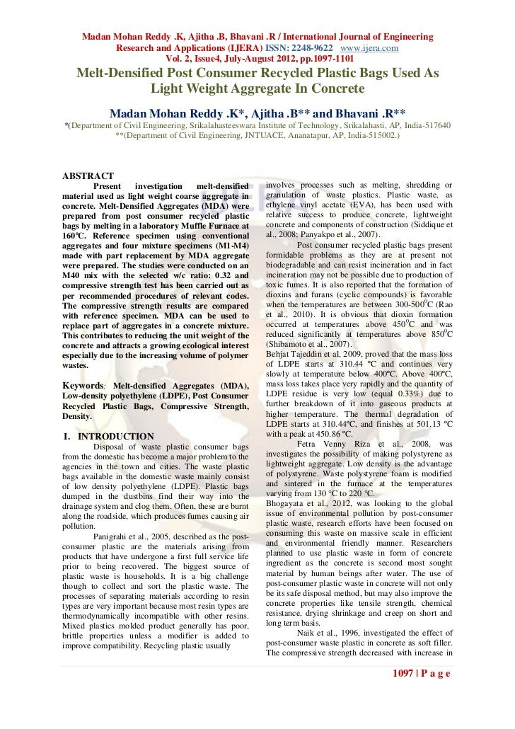 Madan Mohan Reddy .K, Ajitha .B, Bhavani .R / International Journal of Engineering           Research and Applications (IJ...