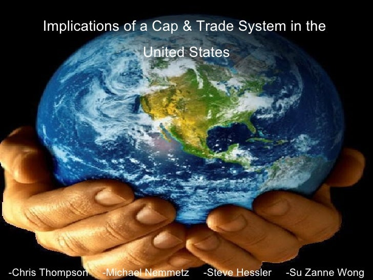 Cap And Trade Policy Overview