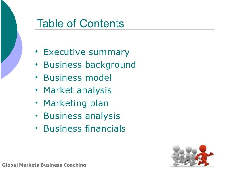 Executive Summary On Business Plan