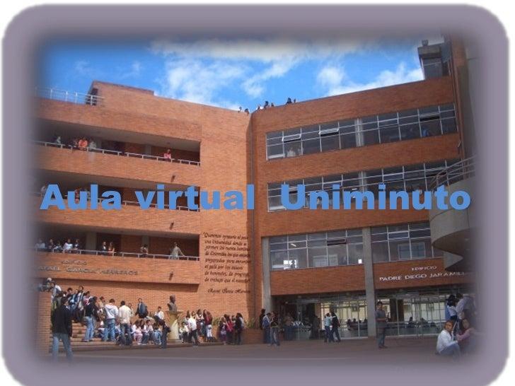 Aula virtual Uniminuto