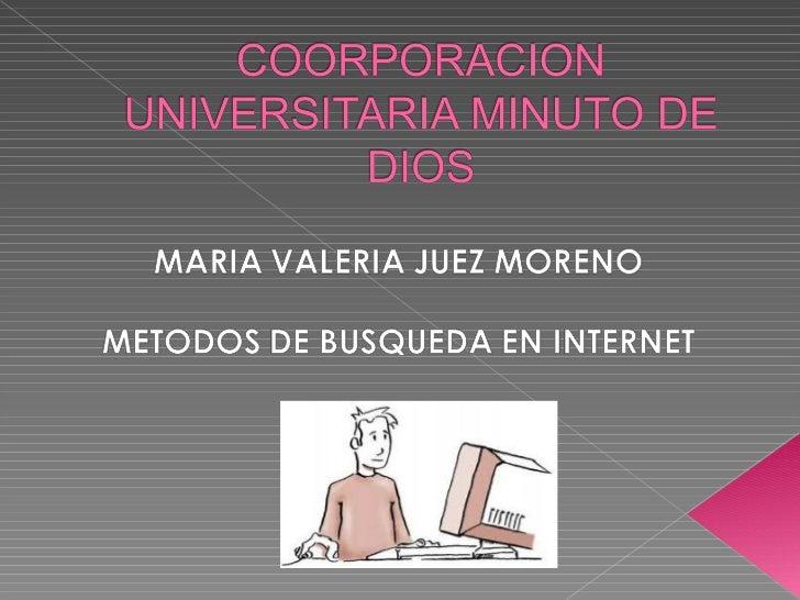   Tras una presentación de la información en    Internet, procedemos al análisis de los    principales recursos informat...