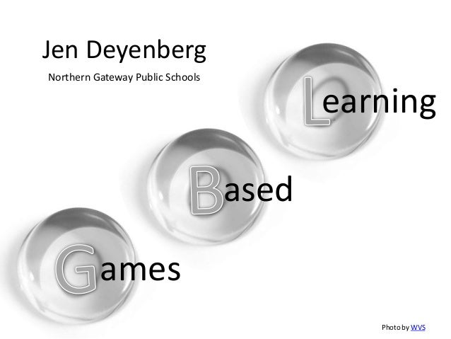 Games Based Learning