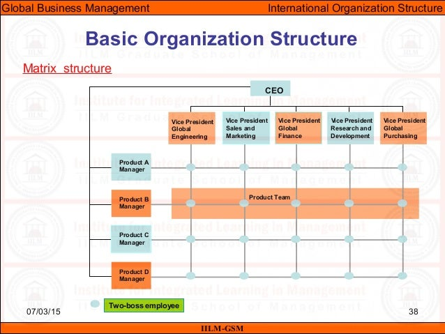 an analysis of the design components and function of an organizational structure in business Structure must fit with and support group task design, which in turn must fit with individual job design the following discussion on organization-level diagnosis and the future discussion on group- and job-level.