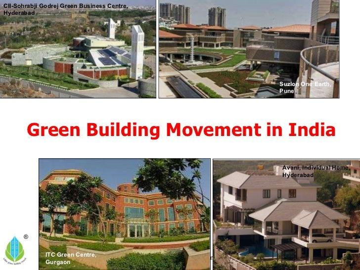 Green Buildings Hyderabad Green Building Movement in