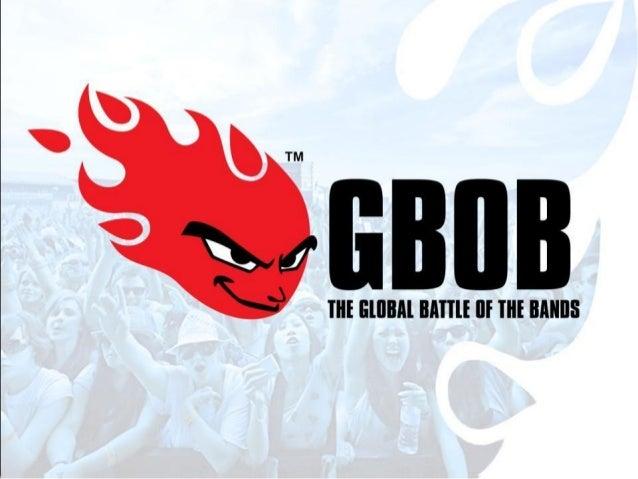 gbob world final presentation