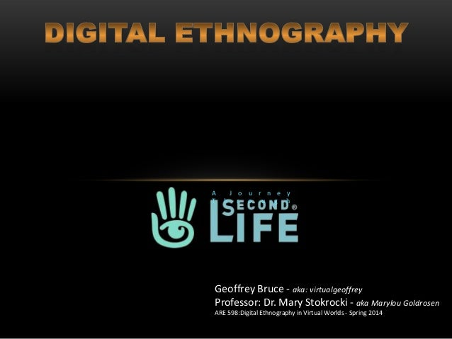 ARE494 Final PowerPoint : Geoffrey Bruce