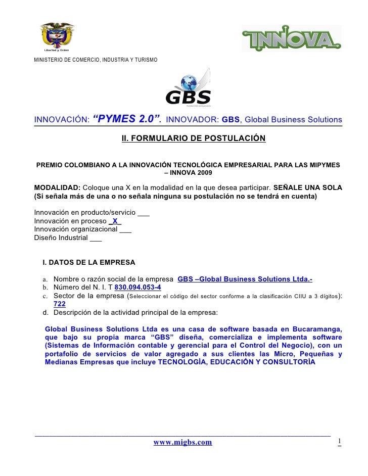 Gbs finalista-premio-innova-2009-formulario