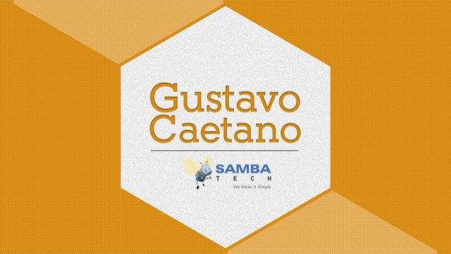 Gustavo Caetano - Sambatech