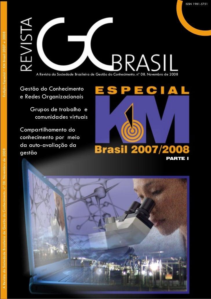 REVISTA GC BRASIL N°. 08