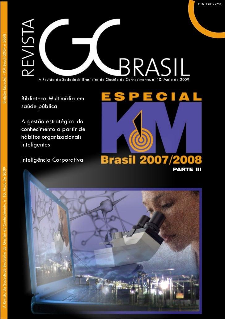 REVISTA GC BRASIL N°. 10