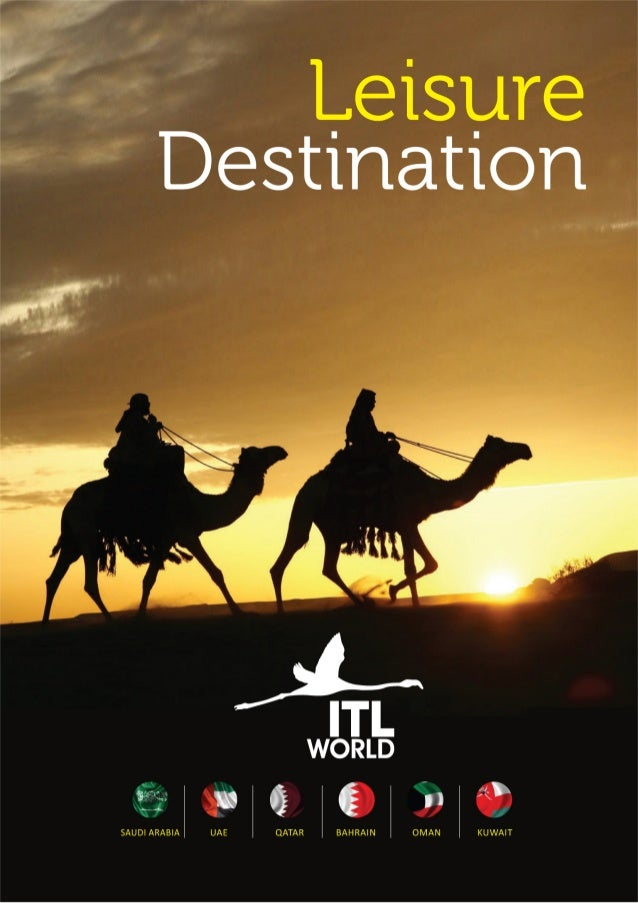Gulf Cooperation Council (GCC) destination brochure 2013 - Travel & Tourism