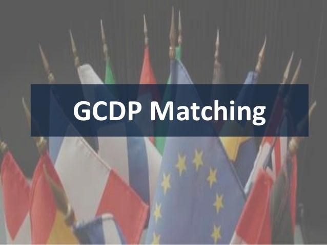GCDP Matching