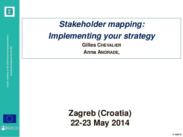 How to makes best use of stakeholder mapping in English