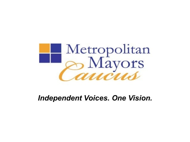 (Independent Voices. One Vision.
