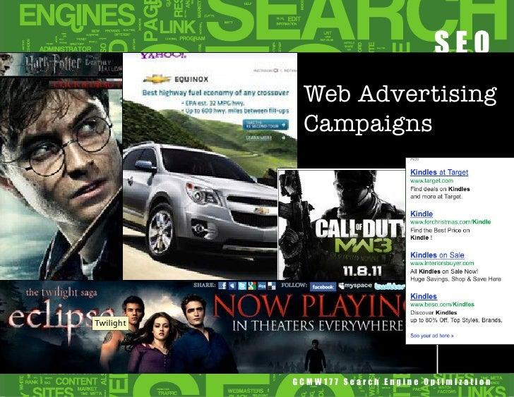 SEO Web Advertising CampaignsGCMW177 Search Engine Optimization