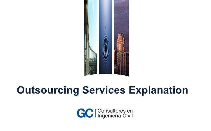 Outsourcing Services Explanation