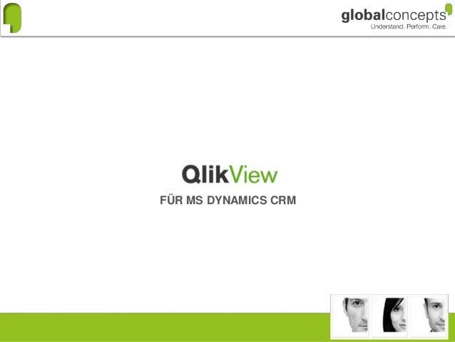 www.global-concepts.de Datumwww.global-concepts.de Fußzeile 1/45FÜR MS DYNAMICS CRM
