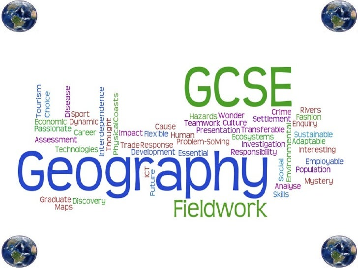 Geography Thesis