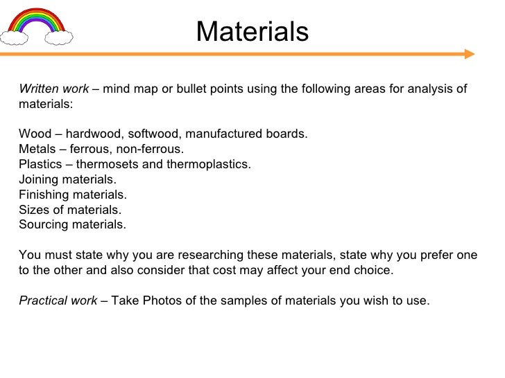 resistant materials coursework help Can someone do my coursework for me resistant materials gcse coursework help dissertation service reviews geometry homework helper.
