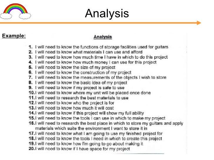 gcse pe coursework analysis of lifestyle