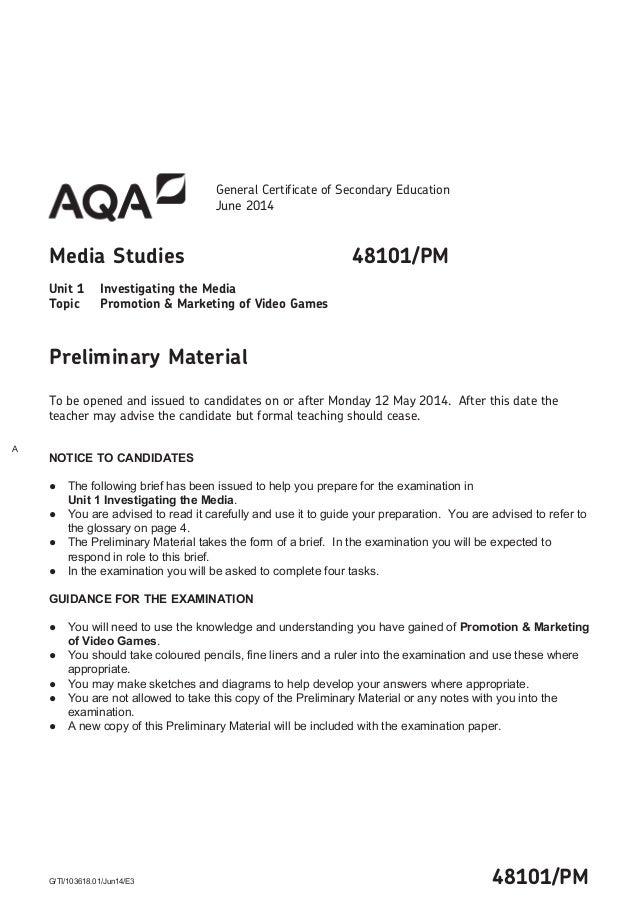 media law examination essay