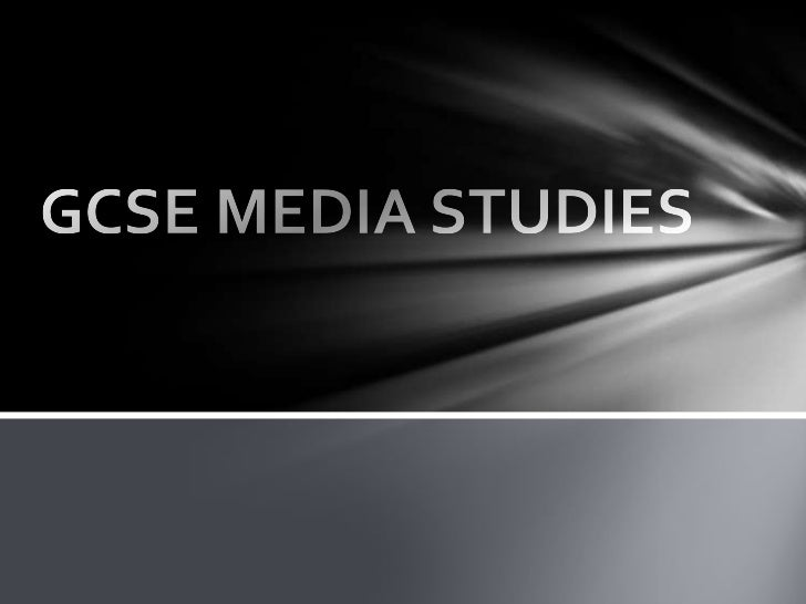 What is Media Studies?Every aspect of our lives is touched by mediawhether it is your Friday night DVD, checkingwho is twe...