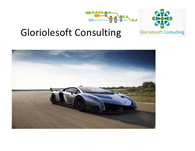 Gloriolesoft Consulting