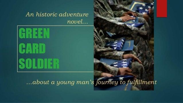 Green Card Soldier Novel