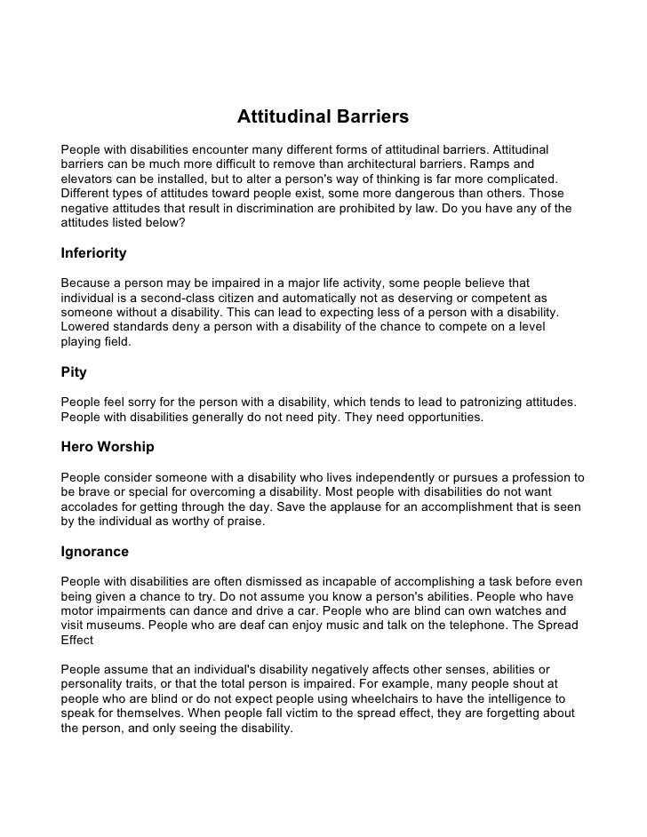 Gcsv2011 inclusion and national service-attitudinal barriers