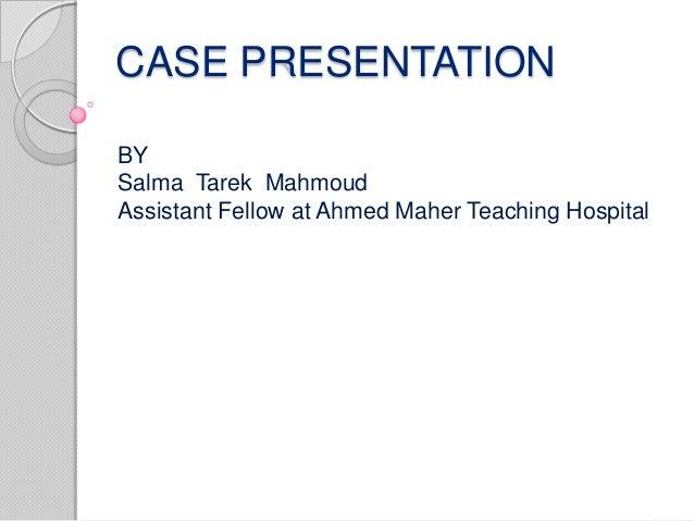 A case of granular cell tumor